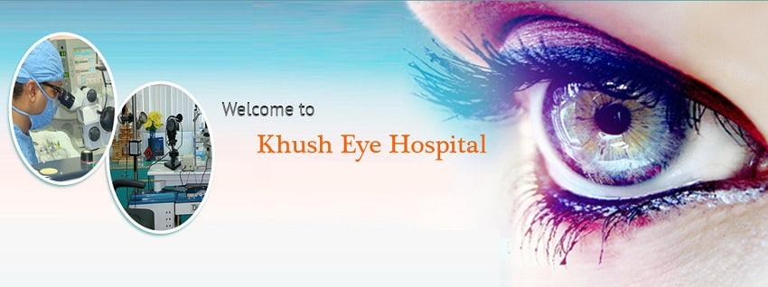 Khush Eye Hospital Ahmedabad