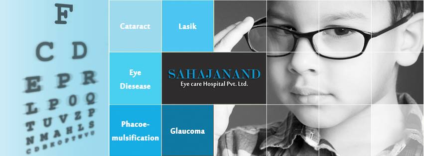 Sahajanand Eye Care Hospital Ahmedabad