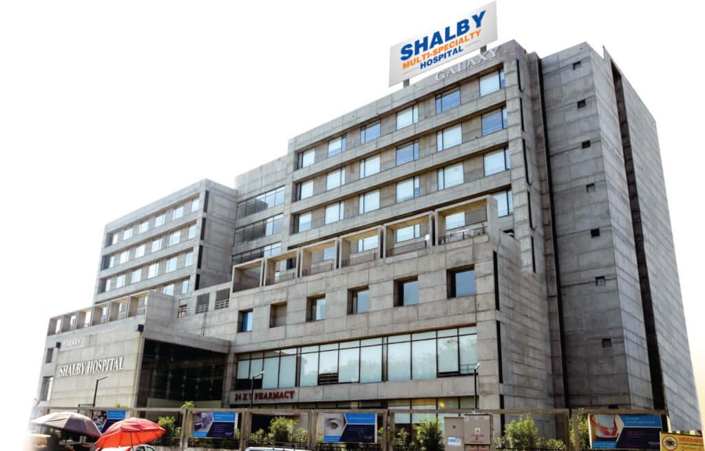 Shalby Hospital Ahmedabad